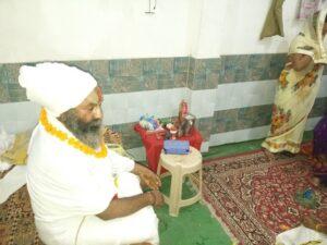 आजमगढ़ में धूमधाम से मनाया गया गुरु पूर्णिमा का पर्व